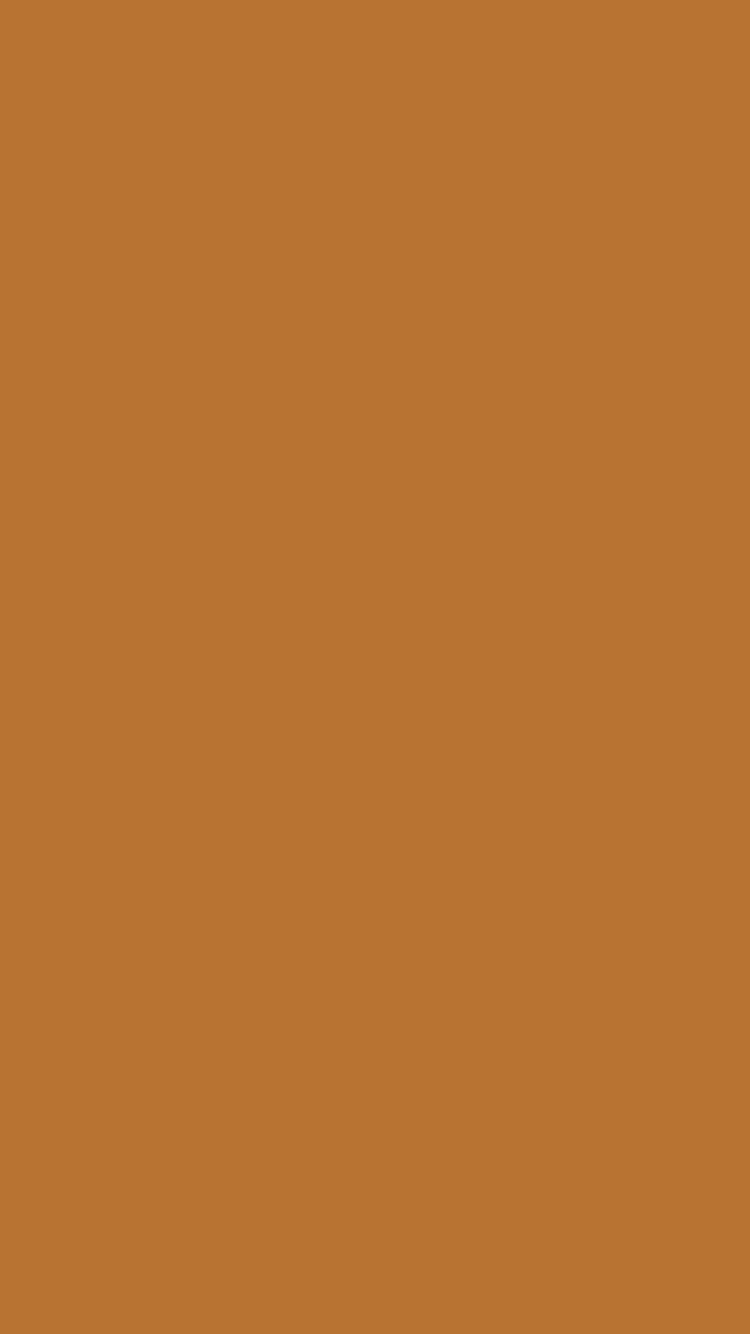 750x1334 Copper Solid Color Background