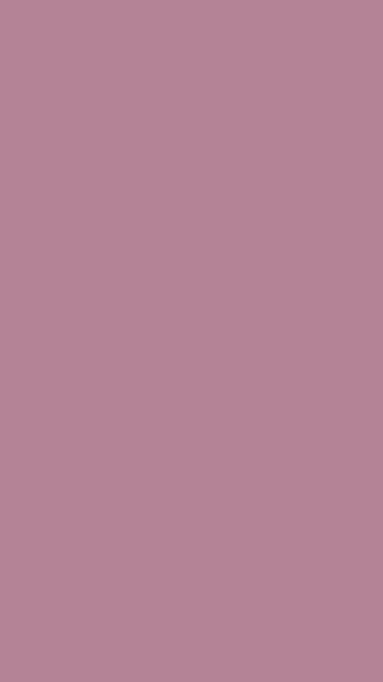 750x1334 English Lavender Solid Color Background