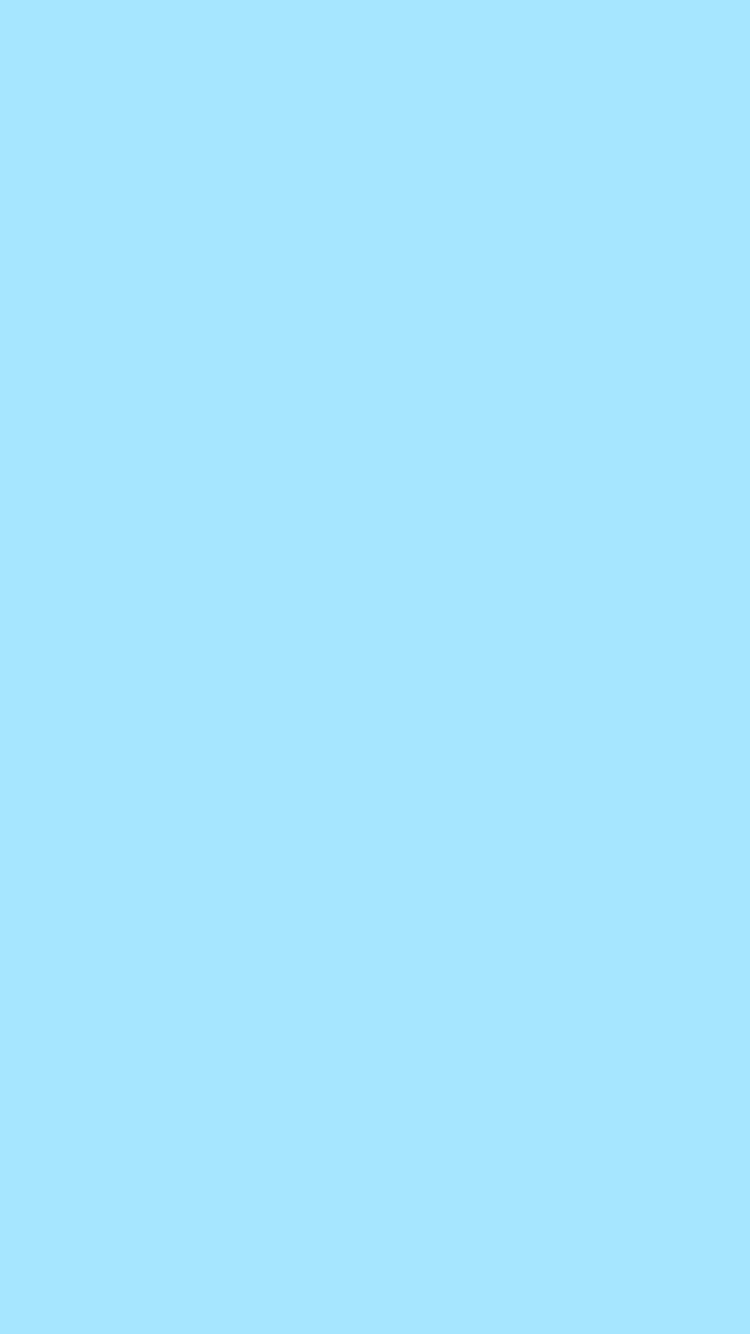 750x1334 Fresh Air Solid Color Background
