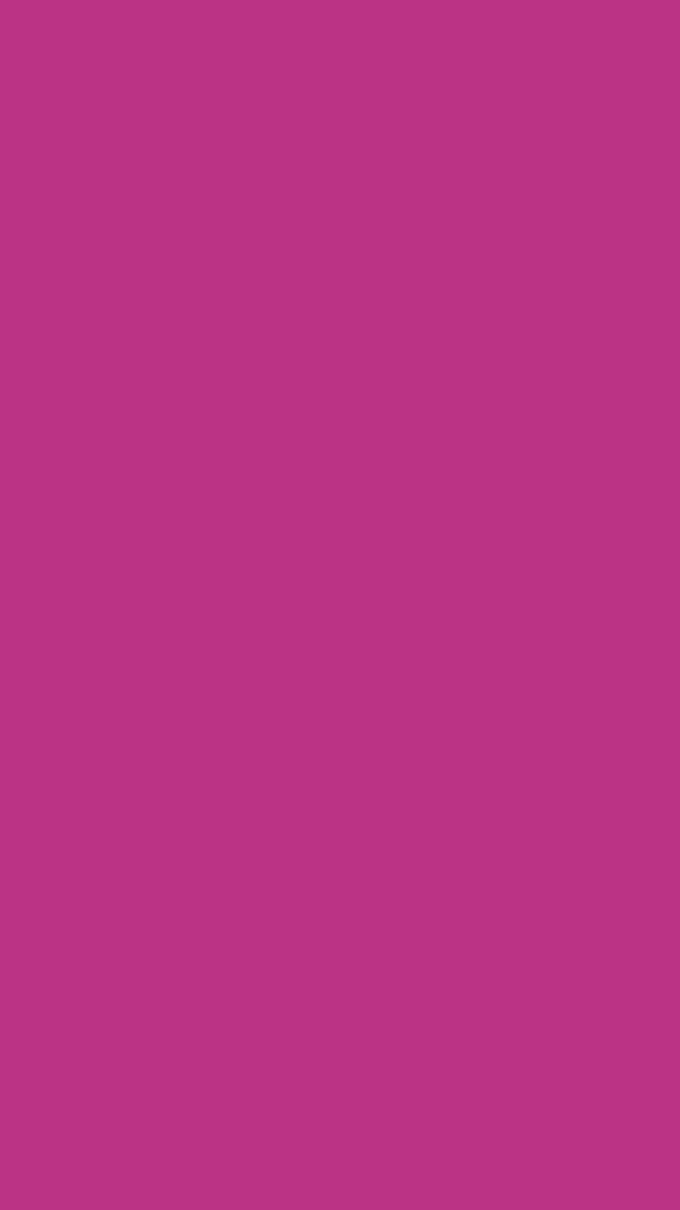 750x1334 Medium Red-violet Solid Color Background