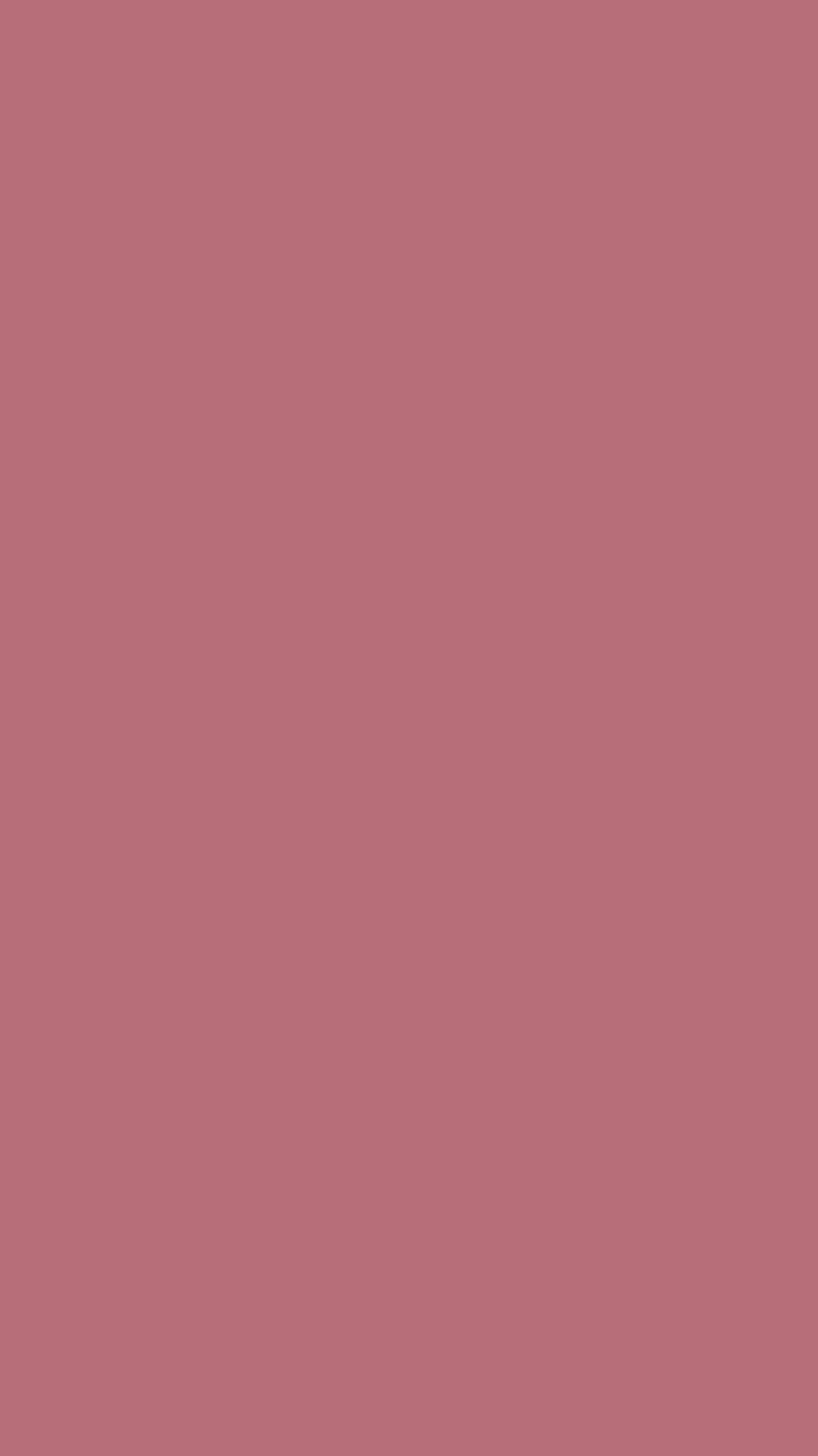 750x1334 Rose Gold Solid Color Background