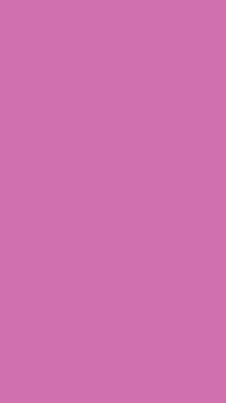 750x1334 Sky Magenta Solid Color Background