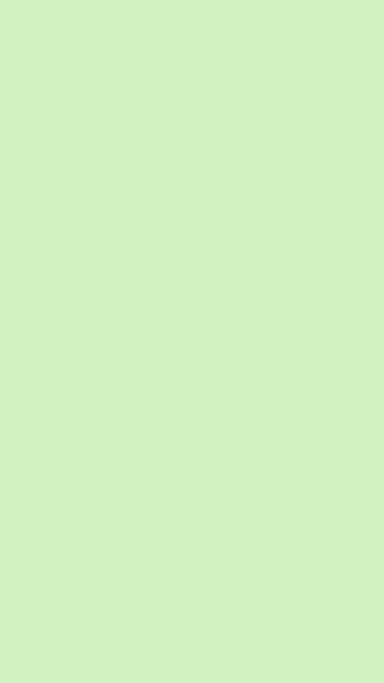 750x1334 Tea Green Solid Color Background