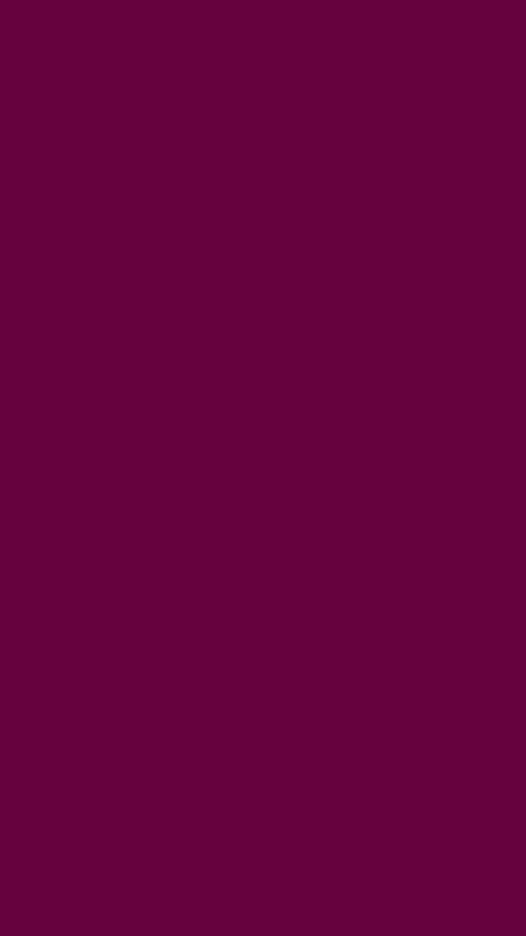 750x1334 Tyrian Purple Solid Color Background