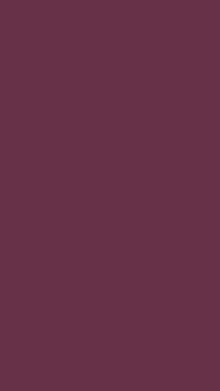 750x1334 Wine Dregs Solid Color Background