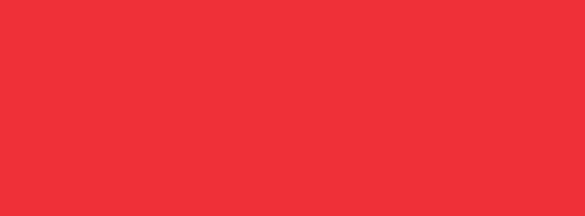 851x315 Deep Carmine Pink Solid Color Background