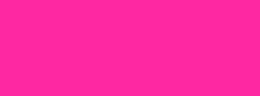 851x315 Persian Rose Solid Color Background